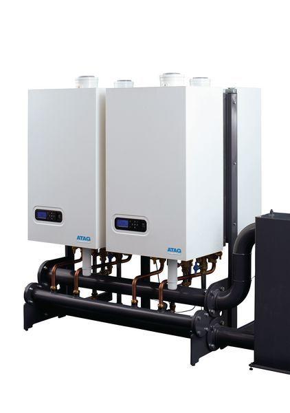 Atag Xl70 Wh Condensing Nat Gas Boiler 68.5Kw
