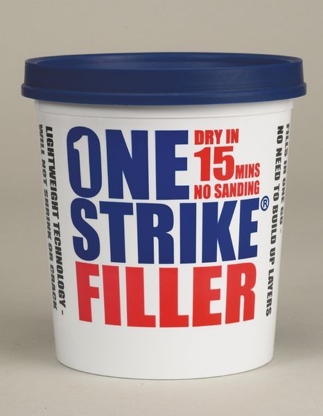 Sik 1L One Strike Decor Filler
