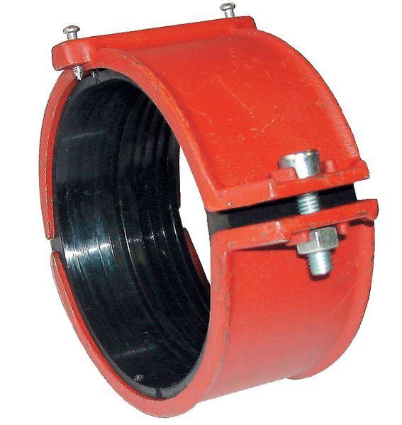 100Mm Two Part Coupling