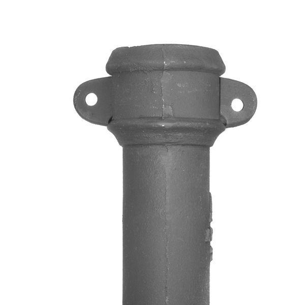 3 X 6Ft Circular Pipe Eared P30/6Ft