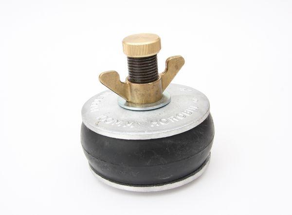 40Mm/1.1/2 Alu/Drain Tst Plg Brass Cap