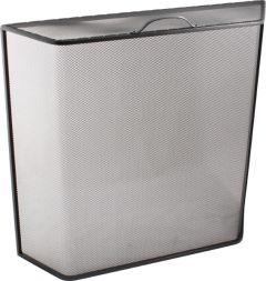 Noble Fs Bent Box; Black 560H 635W 155D