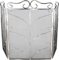 *Clear* Decorative Wrought Fs 3F Steel 580H 450W 210Wings