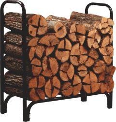 *Clear* 4' Log Rack 1220H 1220W 340D