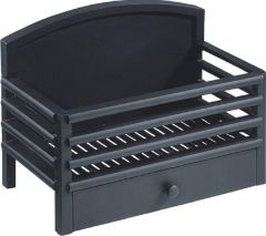 Matrix Firebasket; Black 515W 300D 395H