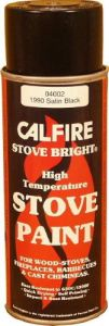 Stove Bright Htp Metallic Black 6309 400Ml Aerosol