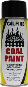 Stove Bright Coal Paint 400Ml Aerosol
