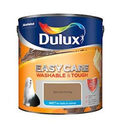 Dulux Easycare Matt Spic Honey 2.5L