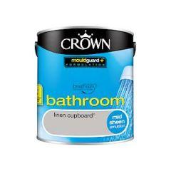 Crown Bath Sheen Linen Cupbrd 2.5L
