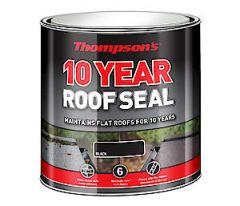 Thomp 10Year Roof Seal Grey 4L
