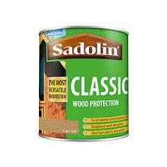 Sadolin Classic Light Oak 1.0Lt