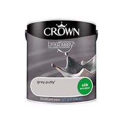 Crown Silk Grey Putty 2.5L