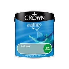 Crown Silk Duck Egg 2.5L