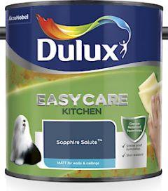 Dulux Easycare Kitchen & Bathroom Sap Salut 2.5L