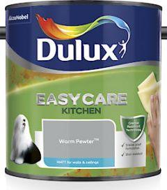 Dulux Easycare Kitchen & Bathroom Wm Pewter 2.5L