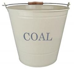 Coal Bucket Cream 0463