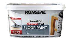 Ronseal Dh Floor Pnt+App White 2.5L
