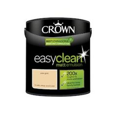 Crown Easyclean Pale Gold 2.5L