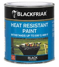 Blackfriar Heat Resist Black 250Ml