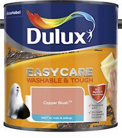 Dulux Easycare Matt Copper Blsh 2.5L