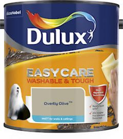 Dulux Easycare Matt Overtly Olive 2.5L