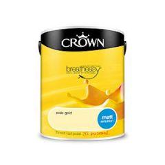 Crown Matt Pale Gold 5L
