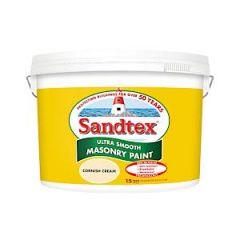 Sandtex Mason Smth Corn Cream 10L