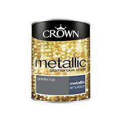 Crown Metallics Granite Top 1.25L