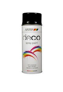 Motip Deco Paint Gloss Black