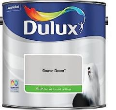 Dulux Silk Cornflower White 2.5L