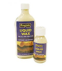 Rustins Liquid Wax 125Ml