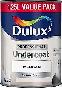 Dulux Undercoat Bw 1.25L