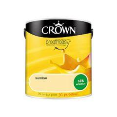Crown Silk Sunrise 2.5L