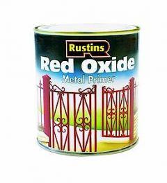 Rustins Red Oxide Metal Primer 250Ml*