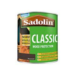 Sadolin Classic Rosewood 1.0Lt