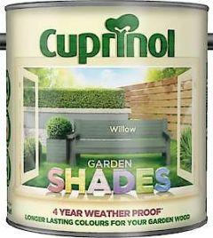 Cuprinol Garden Shade Pale Jasmine 1L