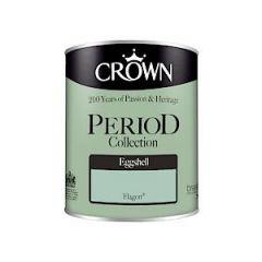 Crown Per Eggshell Flagon 750Ml