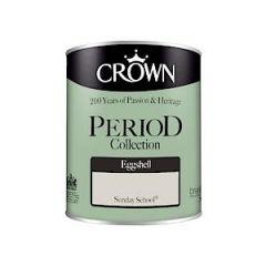 Crown Per Eggshell Sun School 750Ml