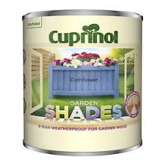 Cuprinol Garden Shade Cornflower 1L