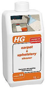 HG 95 Carpet& Upholst Cleaner 1L*