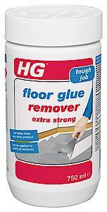 HG Floor Glue Remover 750Ml