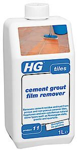 HG 11 Cement Grout Film Remvr 1L*