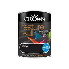 Crown Feat Wall Rebel 1.25L
