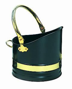Warwick Helmet Black/Brass 1370