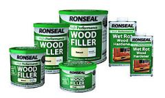 Ronseal H/Perf Wood Filler Nat 275Gm