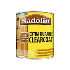 Sadolin Extra Clearcoat Satin 1L