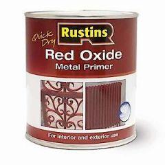 Rustins Red Oxide Metal Primer 2.5L