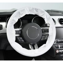 Disposable Stretch Steering Wheel Covers Roll Of 500
