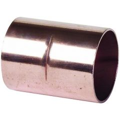Plumbright End Feed Straight Coupler 8 Mm