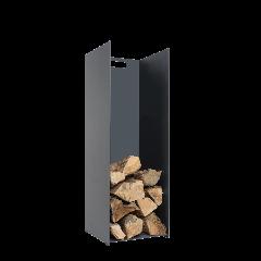 Black Log Holder - Medium